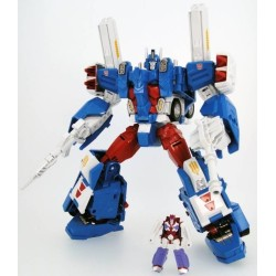 Transformers Legends LG-14 Ultra Magnus w/ Alpha Trion