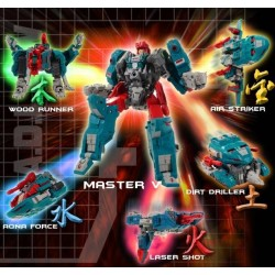FansProject Function X-5 M.A.D.L.A.W Madlaw