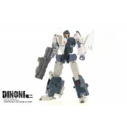 Fansproject Saurus Ryu-Oh Dinoni