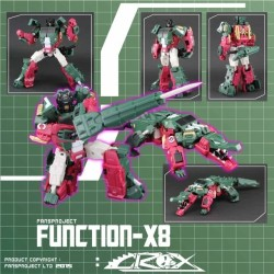 Fansproject Function X-8 Crox