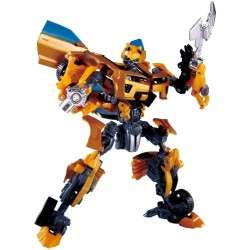 Transformers Movie Advanced Deluxe AD-08 Battle Blades Bumblebee