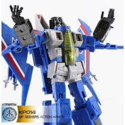 KFC Toys KP-14B Posable Hands for MP-11T/MP11-NR/MP-11NT
