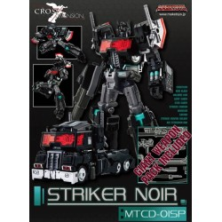 MakeToys MTCD-01SP Striker Noir