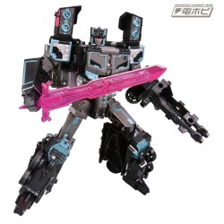 Transformers Tokyo Toy Show 2017 Exclusive Legends LG-EX Black Convoy