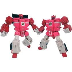 Transformers Legends LG-58 Clone Bot Set - Fastlane & Cloudraker
