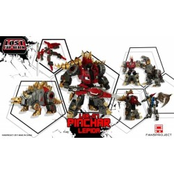FansProject Lost Exo Realm LER-07 Pinchar