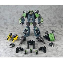 Microblaze Creations MBC002 Military Titans